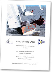 King of the Lake Plakat