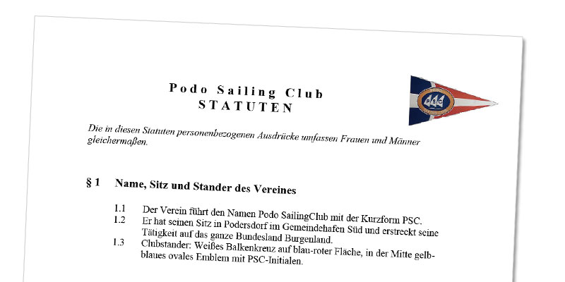 Podersdorf Sailing Club (PSC)